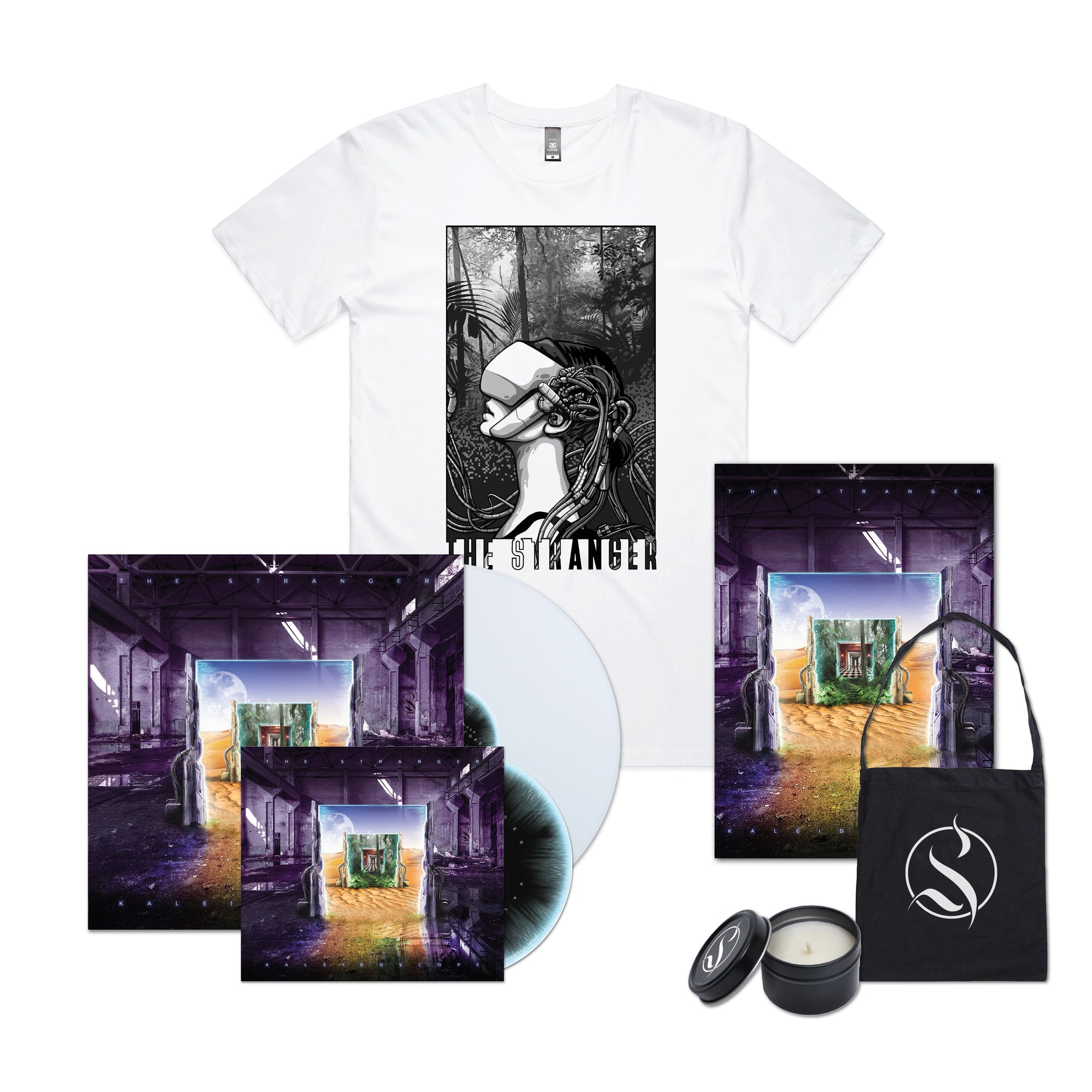 THE STRANGER // KALEIDOSCOPE - COMPLETE BUNDLE