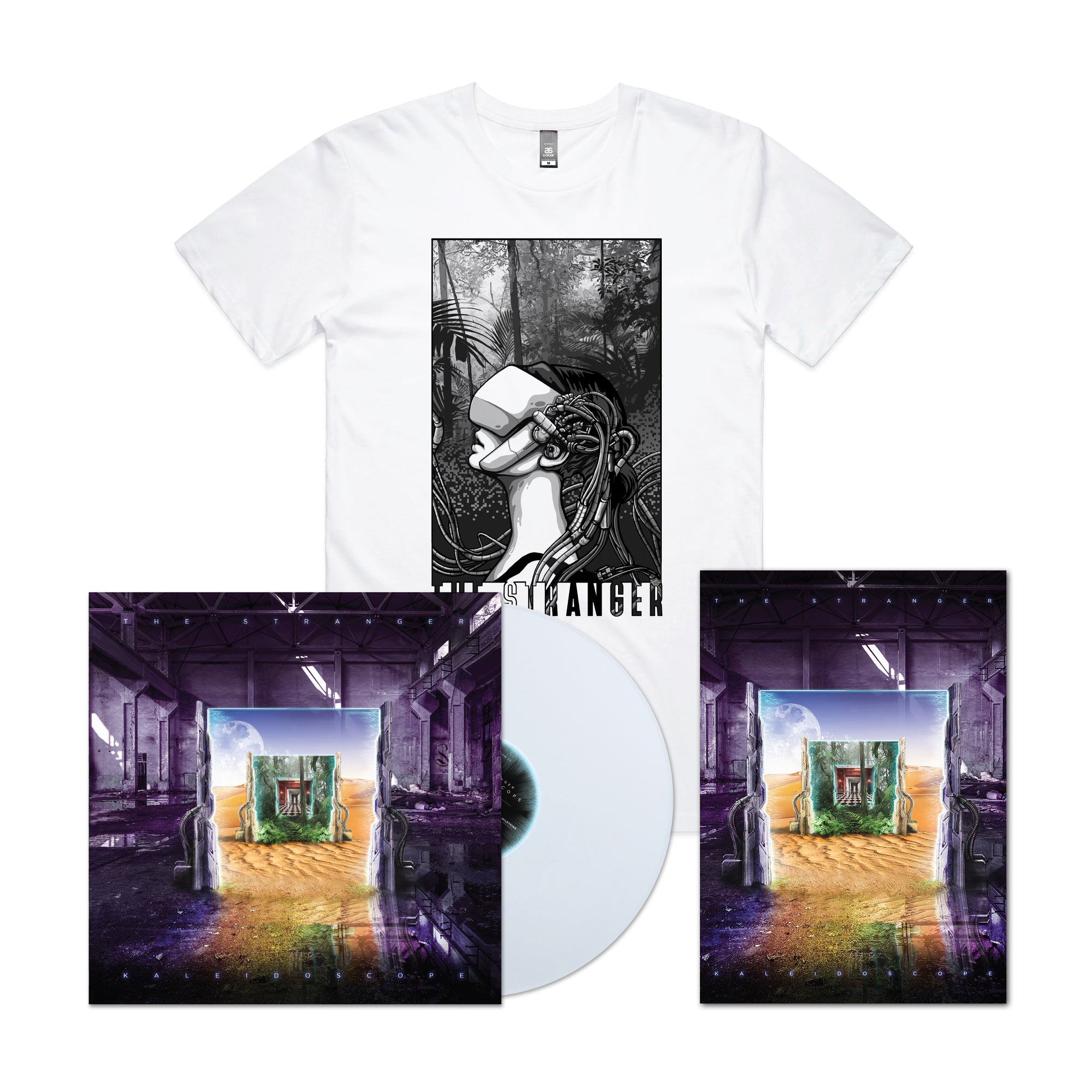 THE STRANGER // KALEIDOSCOPE - VINYL BUNDLE