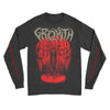 GROWTH // GIRD YOUR LOVED - LONG SLEEVE T-SHIRT - Wild Thing Records