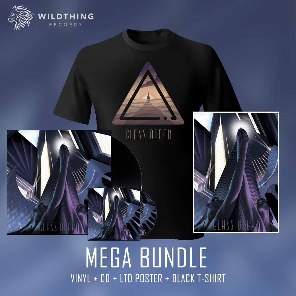 GLASS OCEAN // THE REMNANTS OF LOSING YOURSELF IN SOMEONE ELSE // MEGA BUNDLE - Wild Thing Records