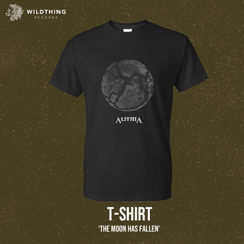 ALITHIA // THE MOON HAS FALLEN T-SHIRT