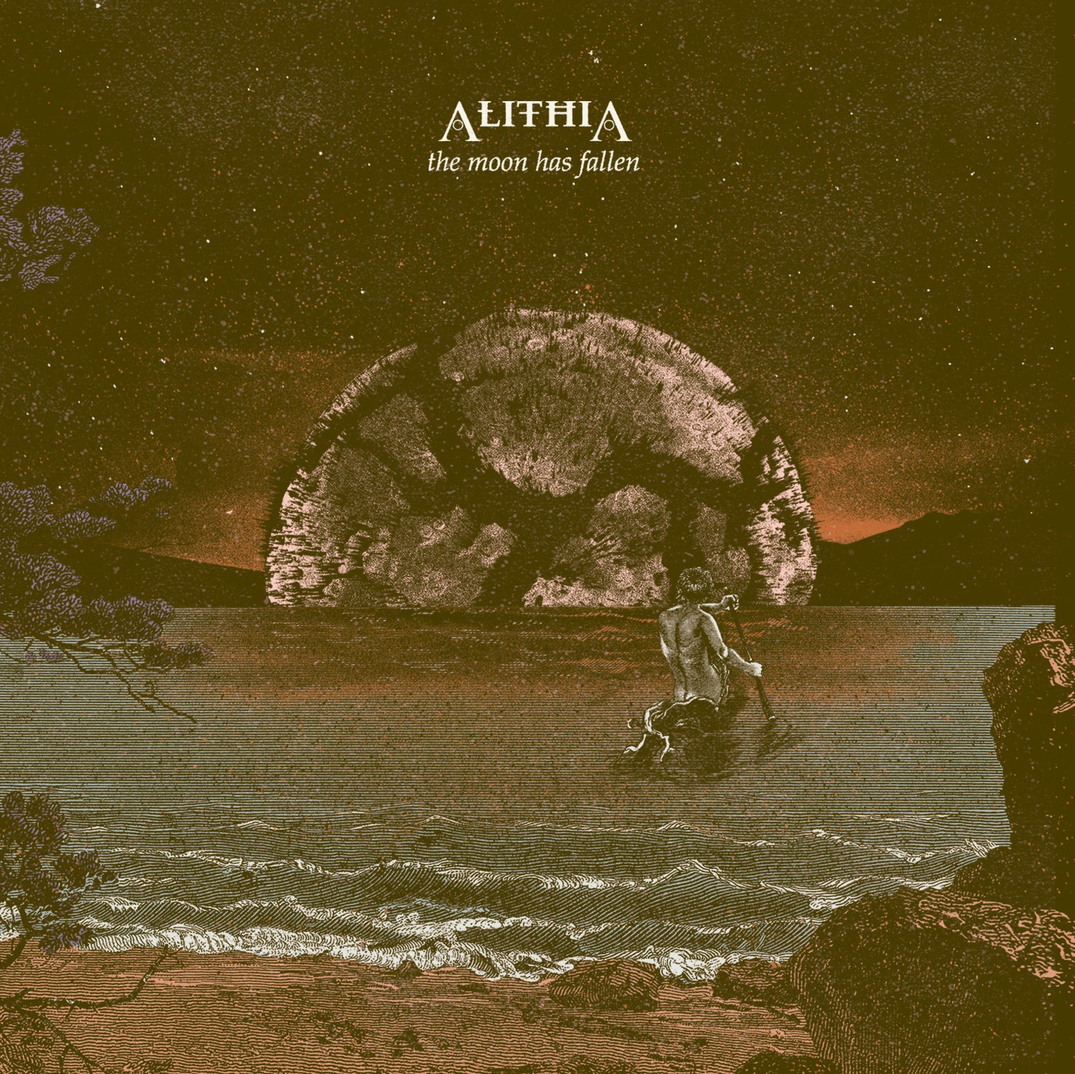 ALITHIA // THE MOON HAS FALLEN // DIGITAL SAMPLER - Wild Thing Records