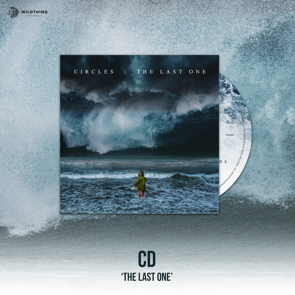 CIRCLES - THE LAST ONE // CD