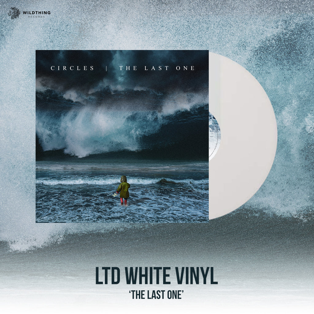 CIRCLES // THE LAST ONE - LTD EDITION WHITE VINYL
