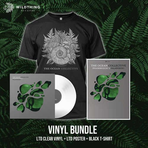 THE OCEAN - PHANEROZOIC I // VINYL BUNDLE - PREORDER