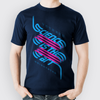 VOYAGER // SCIENCE IS THE ART - NAVY T-SHIRT - Wild Thing Records