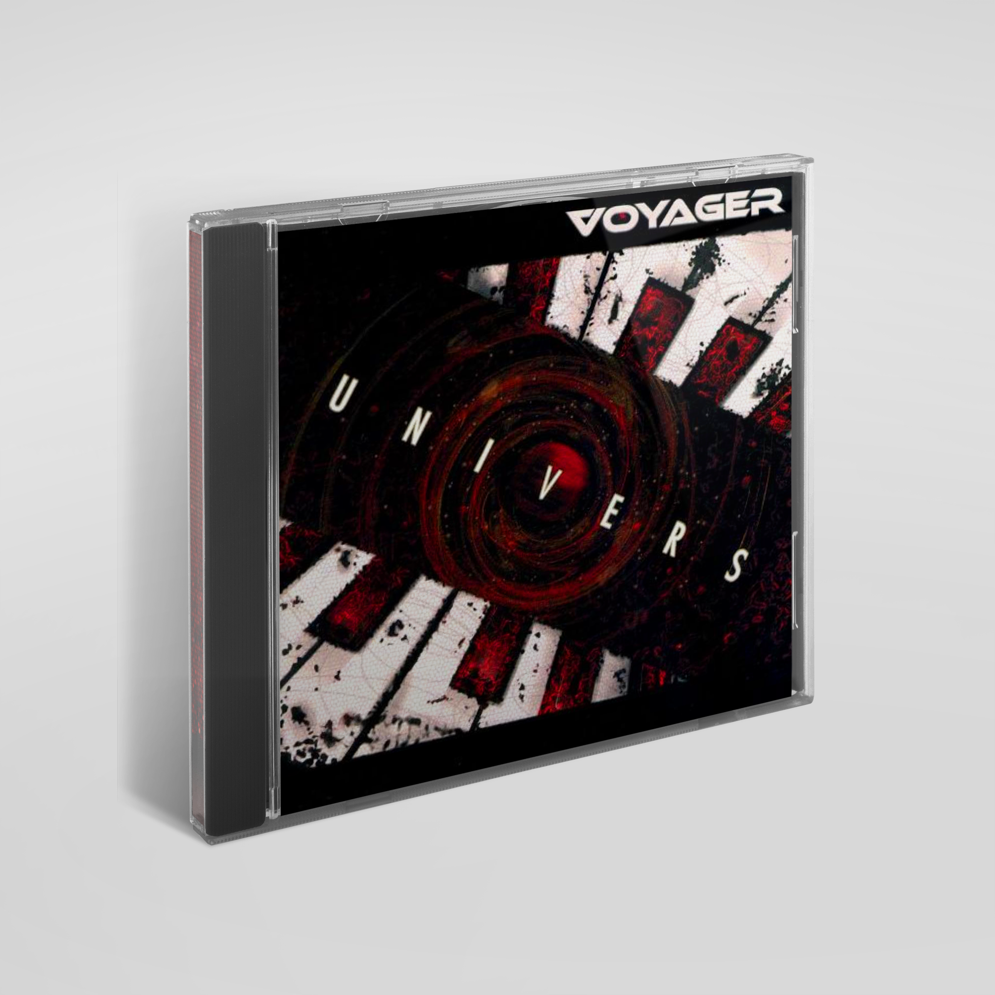 VOYAGER // Univers - CD - Wild Thing Records