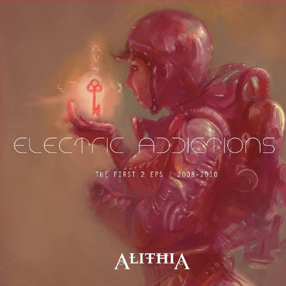 ALITHIA // ELECTRIC ADDITIONS (THE FIRST 2 EPS) - CD