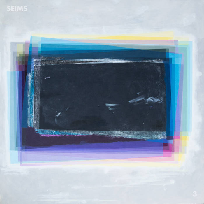 SEIMS // 3 - LTD. TRANSLUCENT CLEAR VINYL (LP)