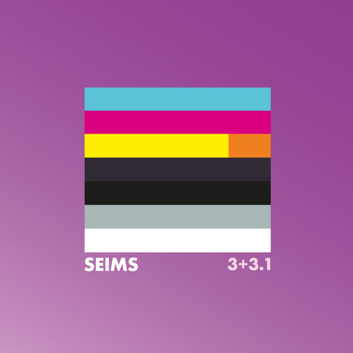SEIMS // 3+3.1 - CD