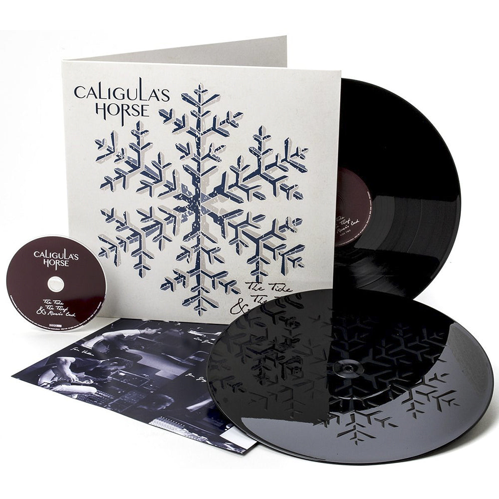 CALIGULA'S HORSE // THE TIDE, THE THIEF & RIVER'S END - 2LP VINYL + CD - Wild Thing Records