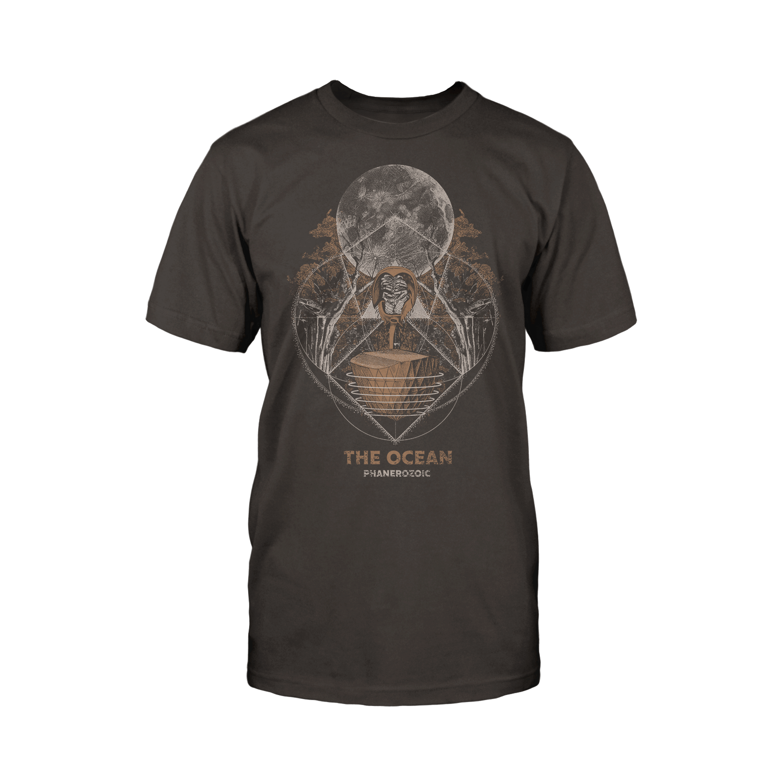 THE OCEAN // HORSESHOE CRAB T-SHIRT (WOMENS) - Wild Thing Records