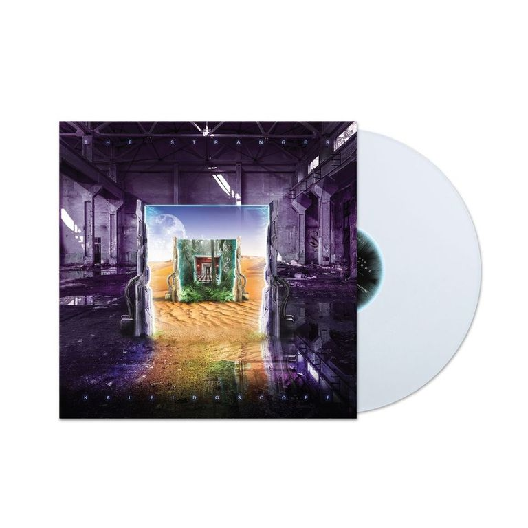 THE STRANGER // KALEIDOSCOPE - LTD. WHITE VINYL (LP)