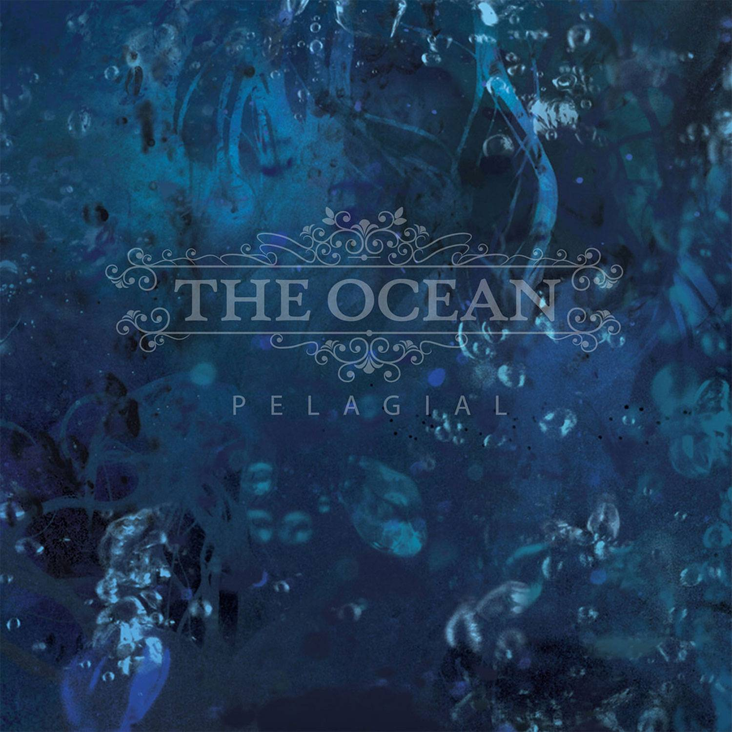 THE OCEAN // PELAGIAL - BLACK VINYL (2×10″ LP REPRESS) - Wild Thing Records