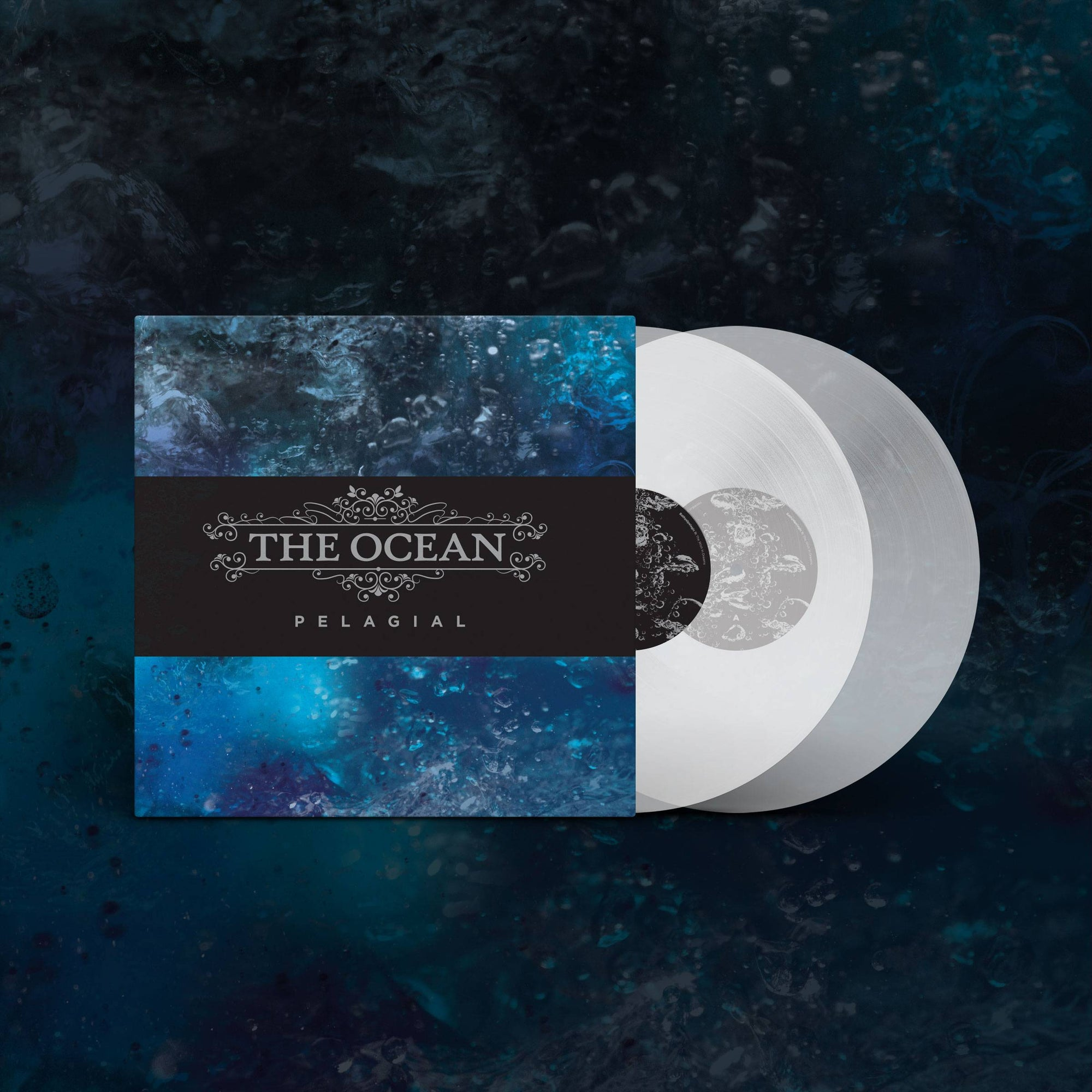 THE OCEAN // PELAGIAL - LTD EDITION VINYL (2×10″ LP REPRESS) - Wild Thing Records