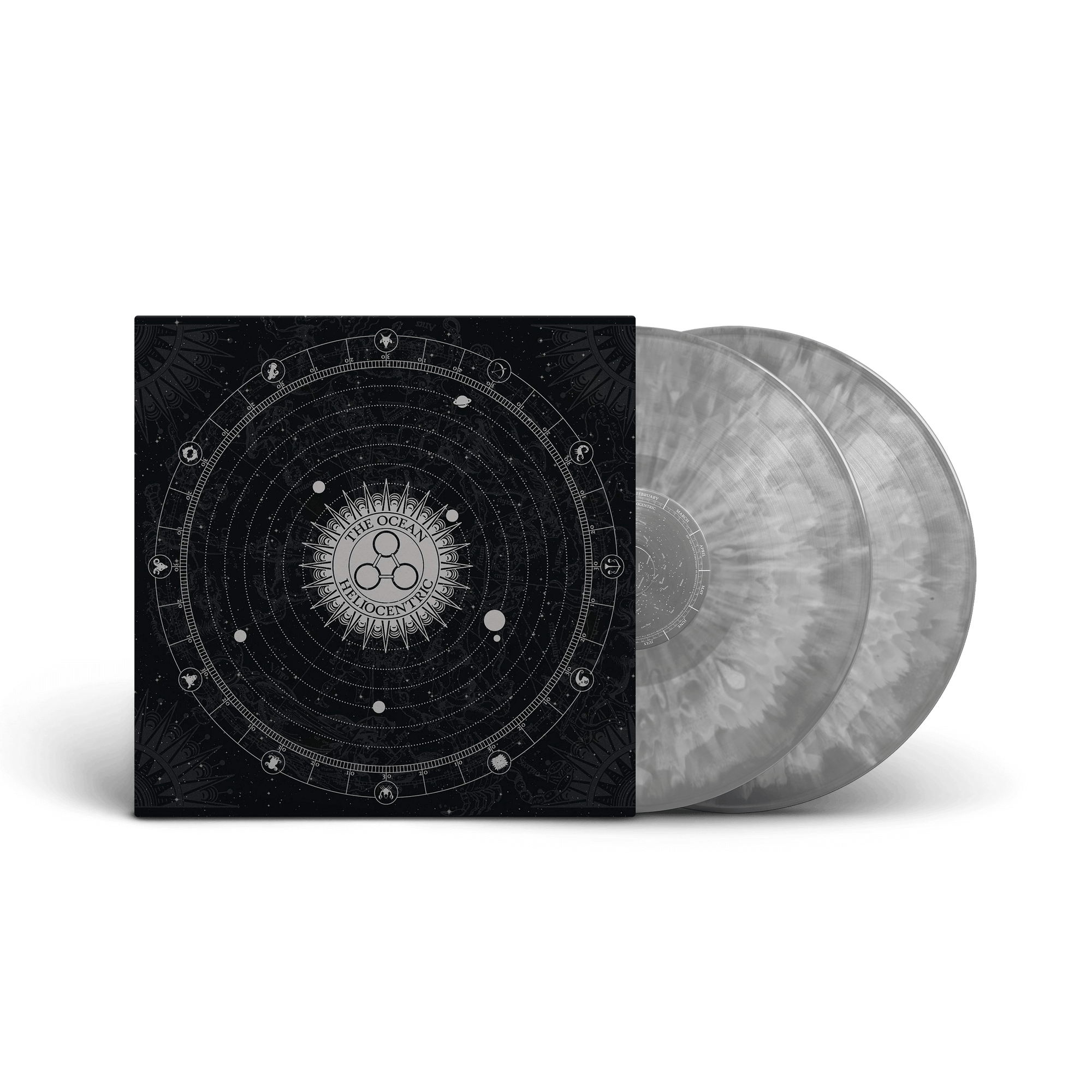THE OCEAN // HELIOCENTRIC - LTD GALILEI EDITION VINYL (2LP) - Wild Thing Records