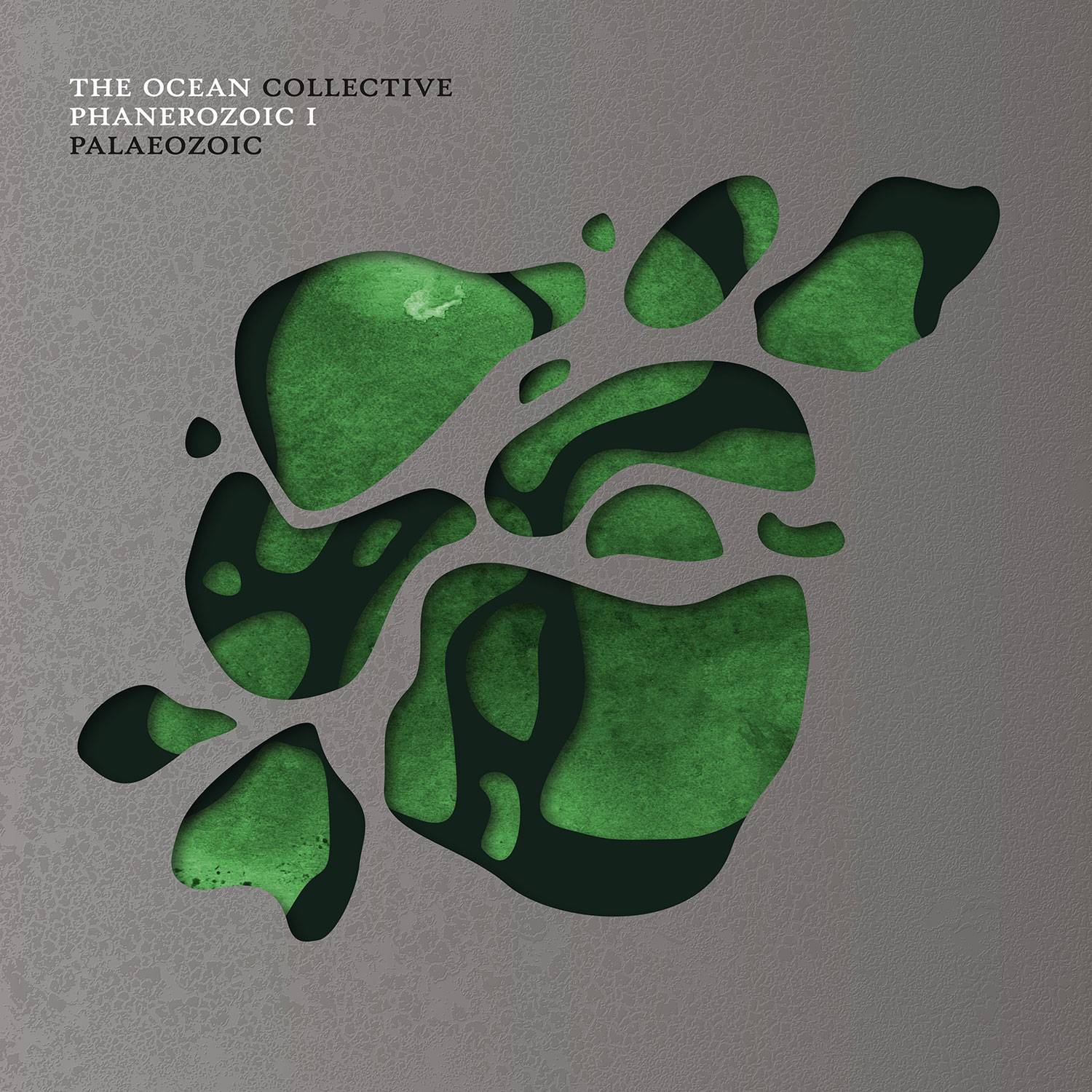 THE OCEAN // PHANEROZOIC I - LTD DELUXE EDITION CD (IMPORT) - Wild Thing Records