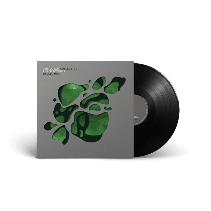 THE OCEAN // PHANEROZOIC I - SOIL EDITION BLACK VINYL (LP)
