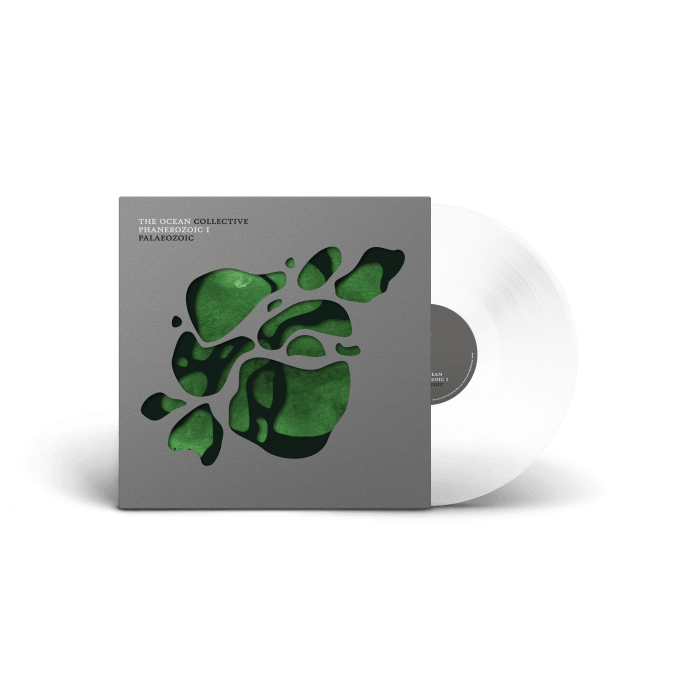THE OCEAN // PHANEROZOIC I - LTD EDITION CLEAR VINYL - Wild Thing Records