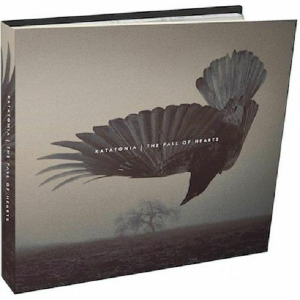 KATATONIA // FALL OF HEARTS - SPECIAL MEDIABOOK EDITION (CD+DVD) - Wild Thing Records