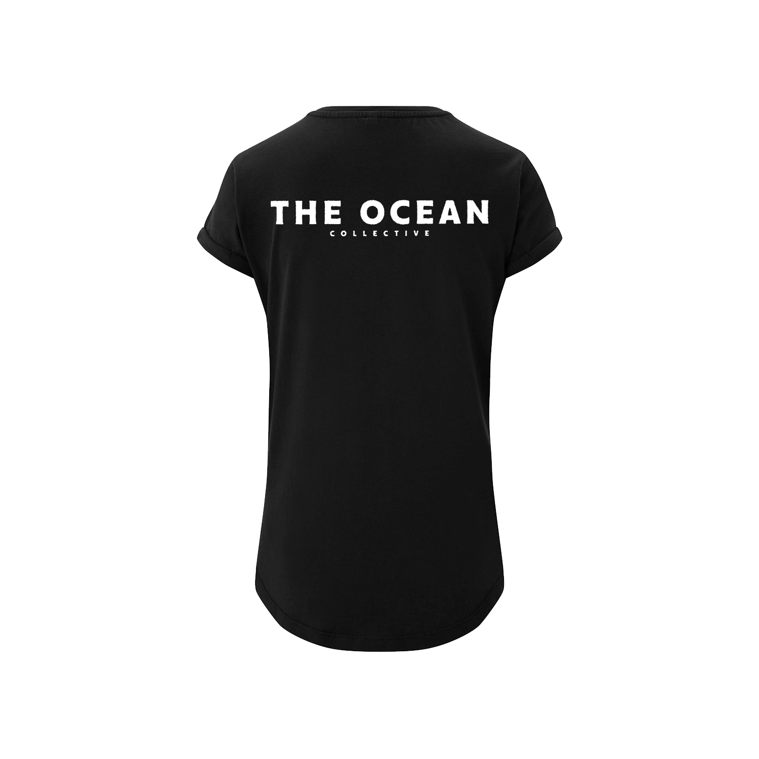 THE OCEAN // PHANEROZOIC II - WOMEN'S COLLISION BLACK T-SHIRT - Wild Thing Records