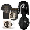 THE OCEAN // PHANEROZOIC II - ULTIMATE BUNDLE (CLEAR LP) - Wild Thing Records