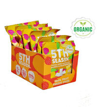 Load image into Gallery viewer, Organic Marvelous Mango & Raspberries (6 packs)