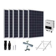 Load image into Gallery viewer, Kit Fotovoltaico 1500 W Telhado