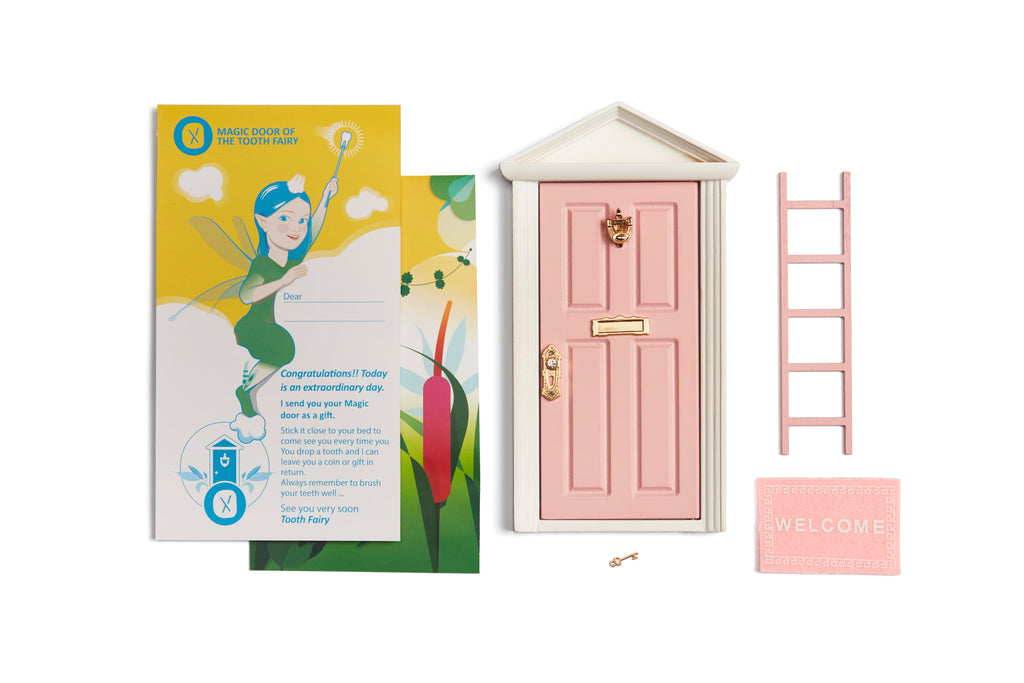 The Tooth Fairy: Pink Magic Door