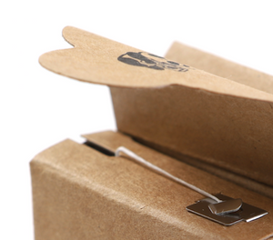 100% Biodegradable Dental Floss in an Eco-Friendly Card Box - MULTI BUY SPECIAL OFFER