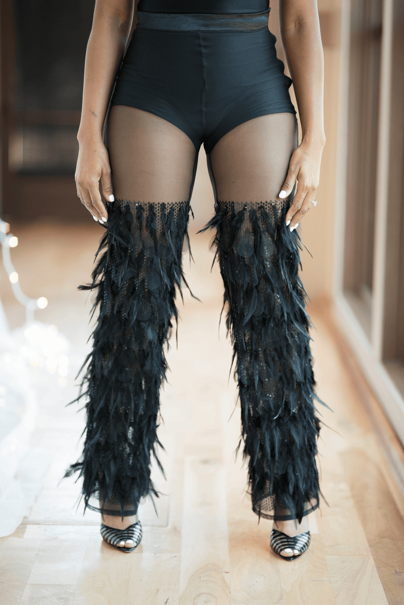 The Feather Pant