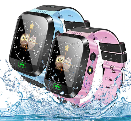 SMART WATCH KIDS - Relógio Infantil com Rastreador