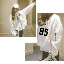 Load image into Gallery viewer, BTS Zipper jacket - KPOP SALES