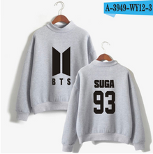 Load image into Gallery viewer, BTS Suga Sweatshirt - KPOP SALES