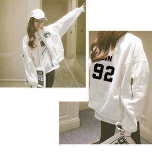 BTS Zipper jacket - KPOP SALES