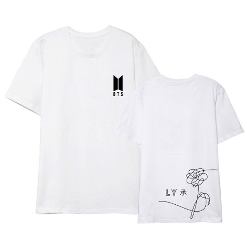 BTS LY Shirt - KPOP SALES