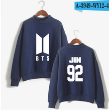 Load image into Gallery viewer, BTS Jin Sweatshirt - KPOP SALES
