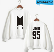 Load image into Gallery viewer, BTS Jimin Sweatshirt - KPOP SALES