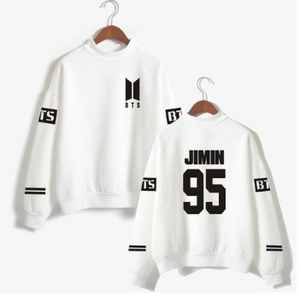 BTS Bias Sweatshirt - KPOP SALES