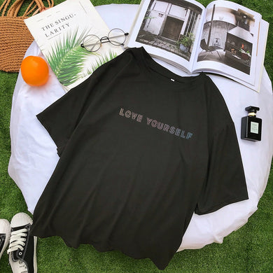 Love Yourself BTS T Shirt - KPOP SALES