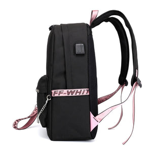 BlackPink Backpack - KPOP SALES
