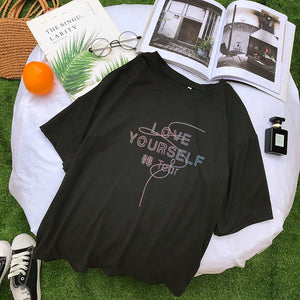 Love Yourself Tour BTS T Shirt - KPOP SALES