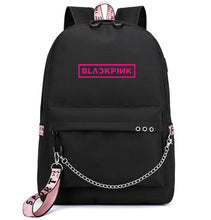 Load image into Gallery viewer, BlackPink Backpack - KPOP SALES