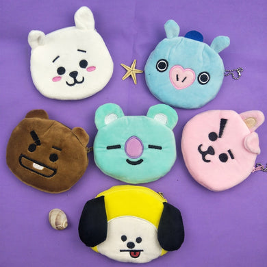 BT21 Pocket - KPOP SALES