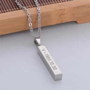 BTS Bias Necklace - KPOP SALES