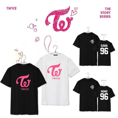 TWICE Shirt - KPOP SALES
