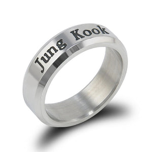 BTS Ring - KPOP SALES