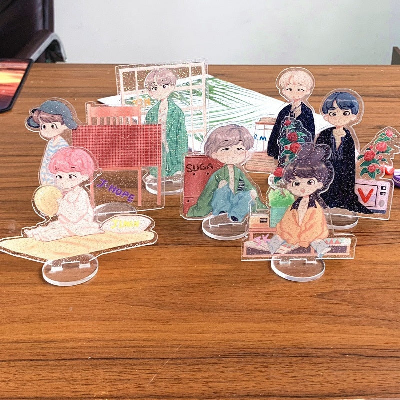BTS Desk Stand - KPOP SALES