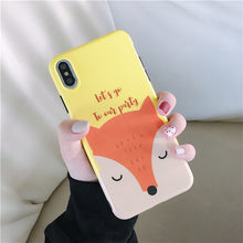 Load image into Gallery viewer, Fox iPhone Case - KPOP SALES