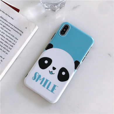 Panda iPhone Case - KPOP SALES